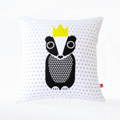 Badger King Organic Cushion Cover