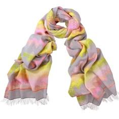 Yvette - Sherbet Colours Cotton Scarf