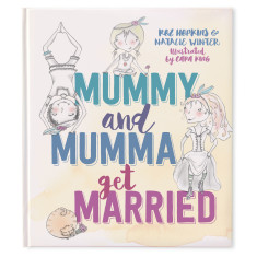 Mummy and mumma get married book