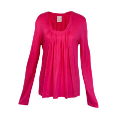 Tilly pink hope top