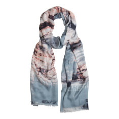 Dusk delight luxe scarf