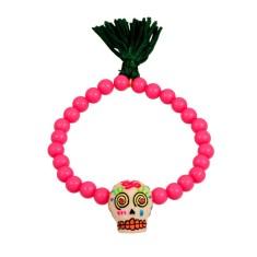 Calaveras bracelet - Sugar skull