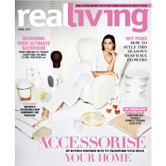 real living magazine subscription (11 issues)
