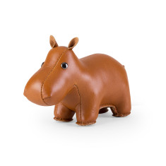 Zuny paperweight classic hippo