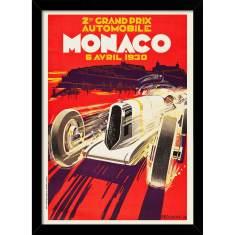 Monaco 1930 Print