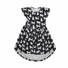 Dress Cat print