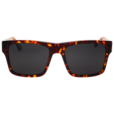 Snake C2 | Acetate & Wooden Sunglasses
