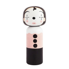Kokeshi Doll - Clown