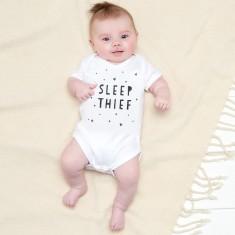 Sleep Thief Baby Bodysuit