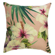 Hula Moon Beige Cushion (various sizes)