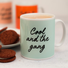 Cool and the Gang Mug