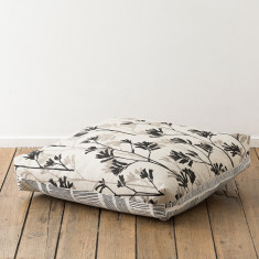 Kangaroo Paw & Sticks floor cushion