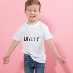 Personalised Child's Statement T-Shirt