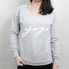 Yogi Scoop Neck Women's Sweater
