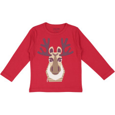 Caribou long sleeved T-shirt