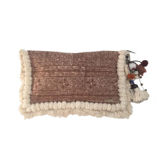 Tribe Tassel Clutch