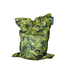 Big indoor/outdoor beanbag in camo