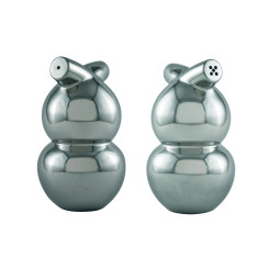 Faye Ligui Hulu salt and pepper pots