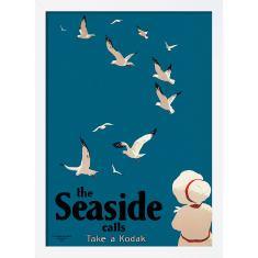 The Seaside Calls Print