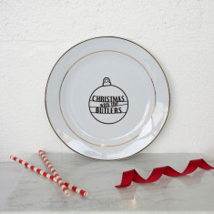 Christmas With The… Side Plate
