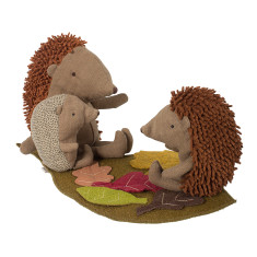 Hedgehog dolls