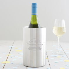 Personalised Wine Connoisseurs Wine Cooler