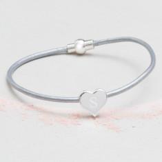 Arletta heart bracelet