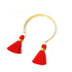 Turkish cuff in red
