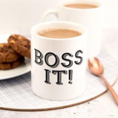 Boss It Mug