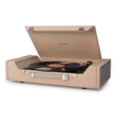 Crosley Nomad Vinyl Record Turntable - Brown