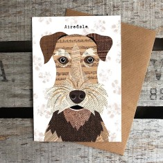 Dog greetings cards (set of 6) 53 breeds available