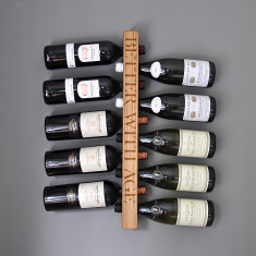 Personalised Wine Rack