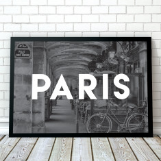 Paris Travel Art Print