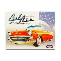 Chev Bel Air Sign