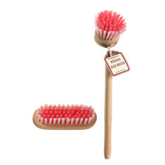 Dish & Scrubbing Brush Set