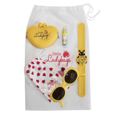 Yasmina yellow accessory gift pack
