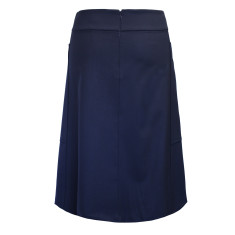 Kuro Tailored Black Skirt