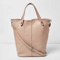 Sensational Vegan Leather Tote Bag - (Various Colours)
