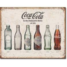 Coca Cola - In the Distinctive Bottle