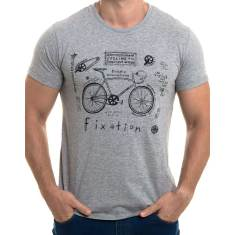 Men's Fixation Code of Honour Tee