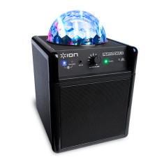 ION Audio Party Power Bluetooth Speaker