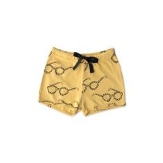 Specs drawstring shorts