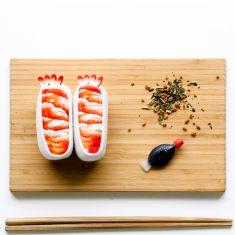 Sushi Socks Shrimp