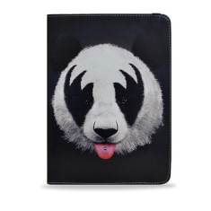 KISS Of A Panda iPad Air 2 Tablet Folio Case