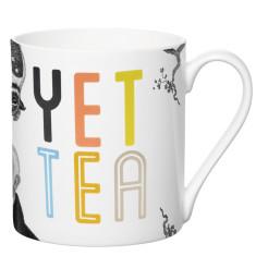 Yet tea mug
