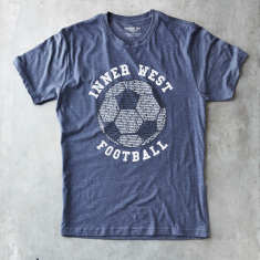 Inner West Football Vintage T-shirt