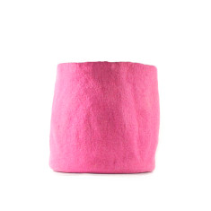 Large vadu felt multi-purpose basket (various colours)