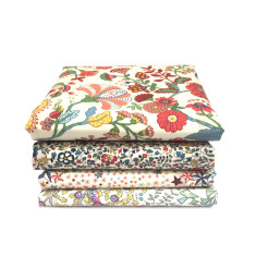 Cottage Garden Liberty Bundle of 4