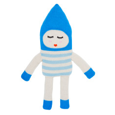 Bon Bon doll in blue