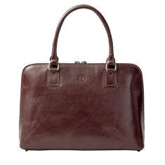 Fiorella Leather Briefcase Or Handbag